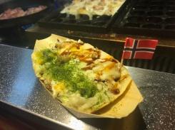 Chicken Takoyaki