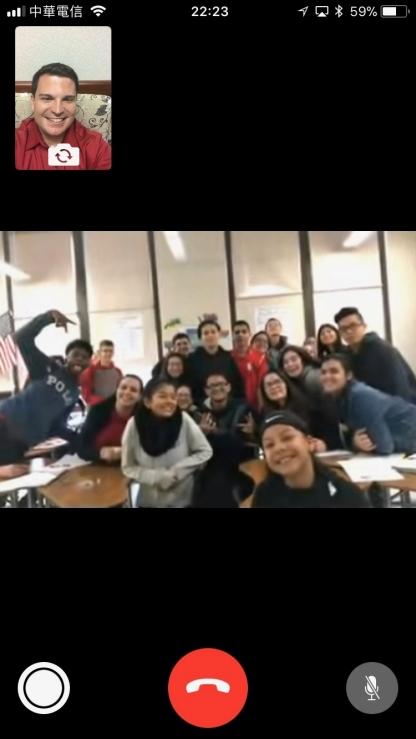 My Algebra class!
